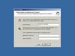 ReactOS Install - Computer name and Administrative Password
