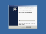 ReactOS Install - Completing the ReactOS Setup Wizard