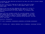BSOD while running firefox on ReactOS