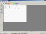 ReactOS paint