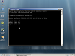 Ping from command prompt with user-mode networking as KVM guest