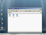 ReactOS Explorer