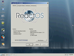 Reactos 'Properties of System' dialog 20130518-r59037