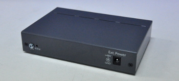 Back view - CyberData 4 port Zone Controller