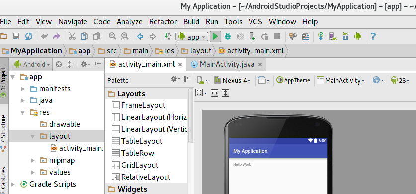 android – Mike's Software Blog