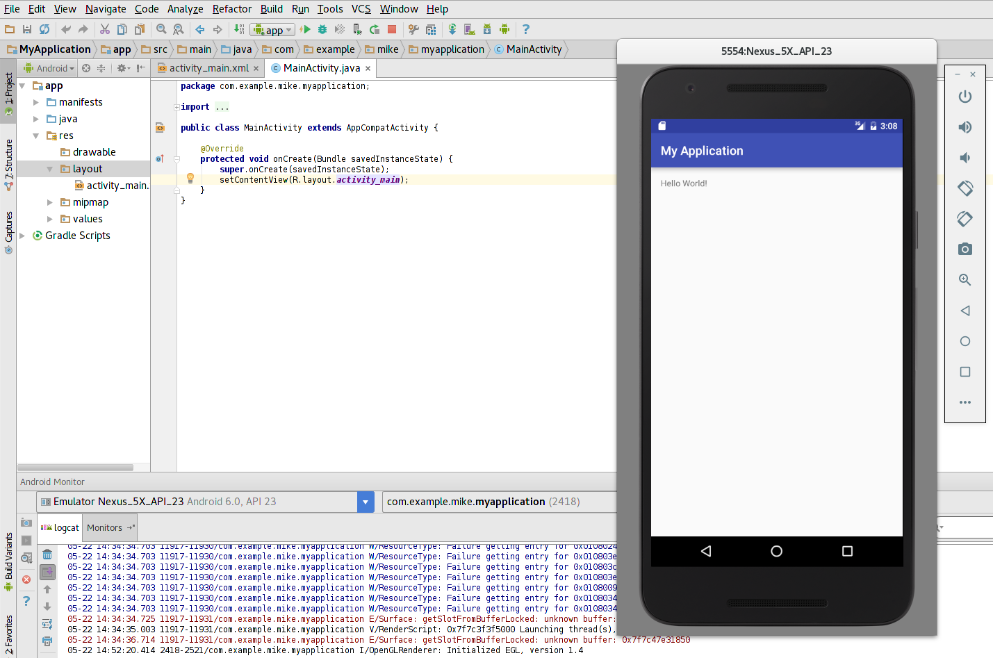 How to edit emulator flags in Android Studio – Mike's Software Blog